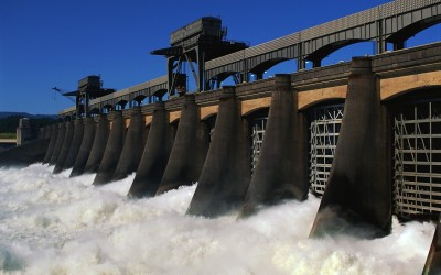 Even hydropower invests in new technology.